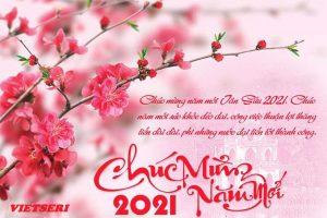 Chúc mừng năm mới xuân Tân Sửu 2021